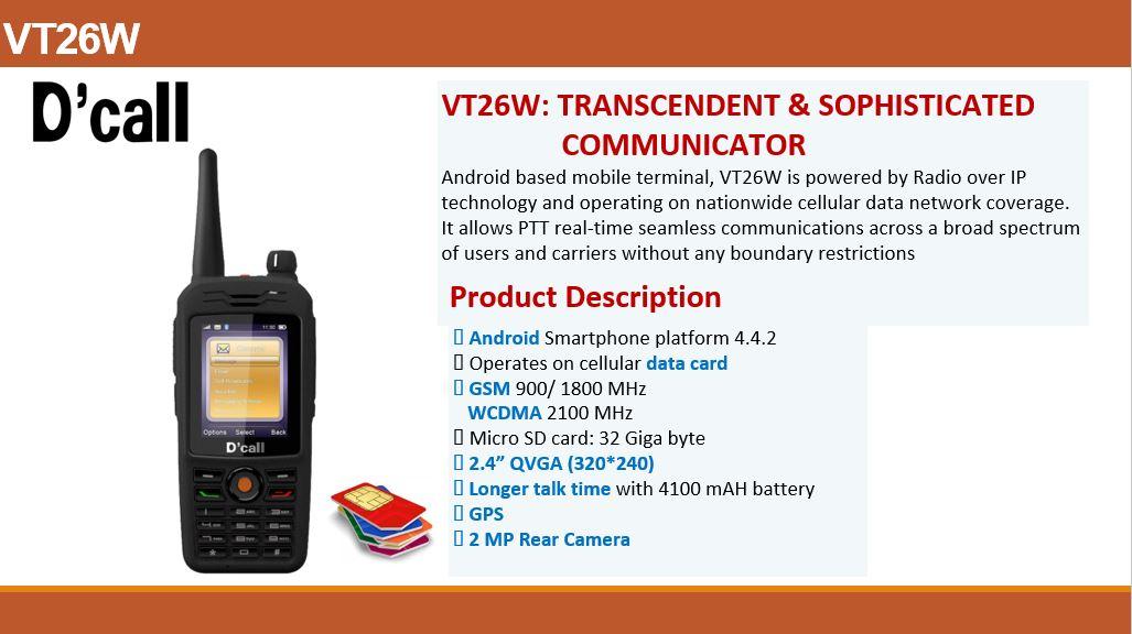 VT26W