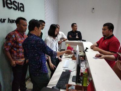 PT. Telkom Indonesia Aplikasi e-Visitor