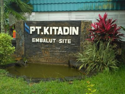 PT. KITADIN - SIte Embalut